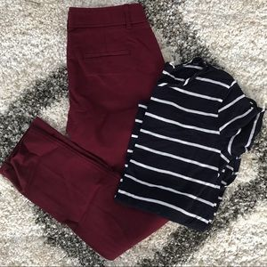 Crop Dress Slacks